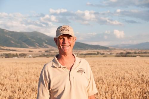 Gluten-Free Prairie co-owner Rick Wheaton
