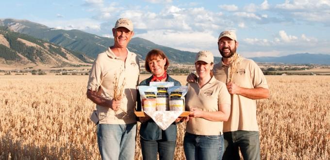 Meet Gluten Free Prairie family.