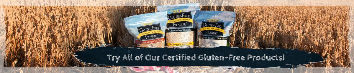 Gluten Free Prairie Header