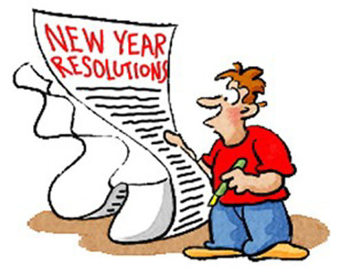 Deb's New Years Resolution Solutions