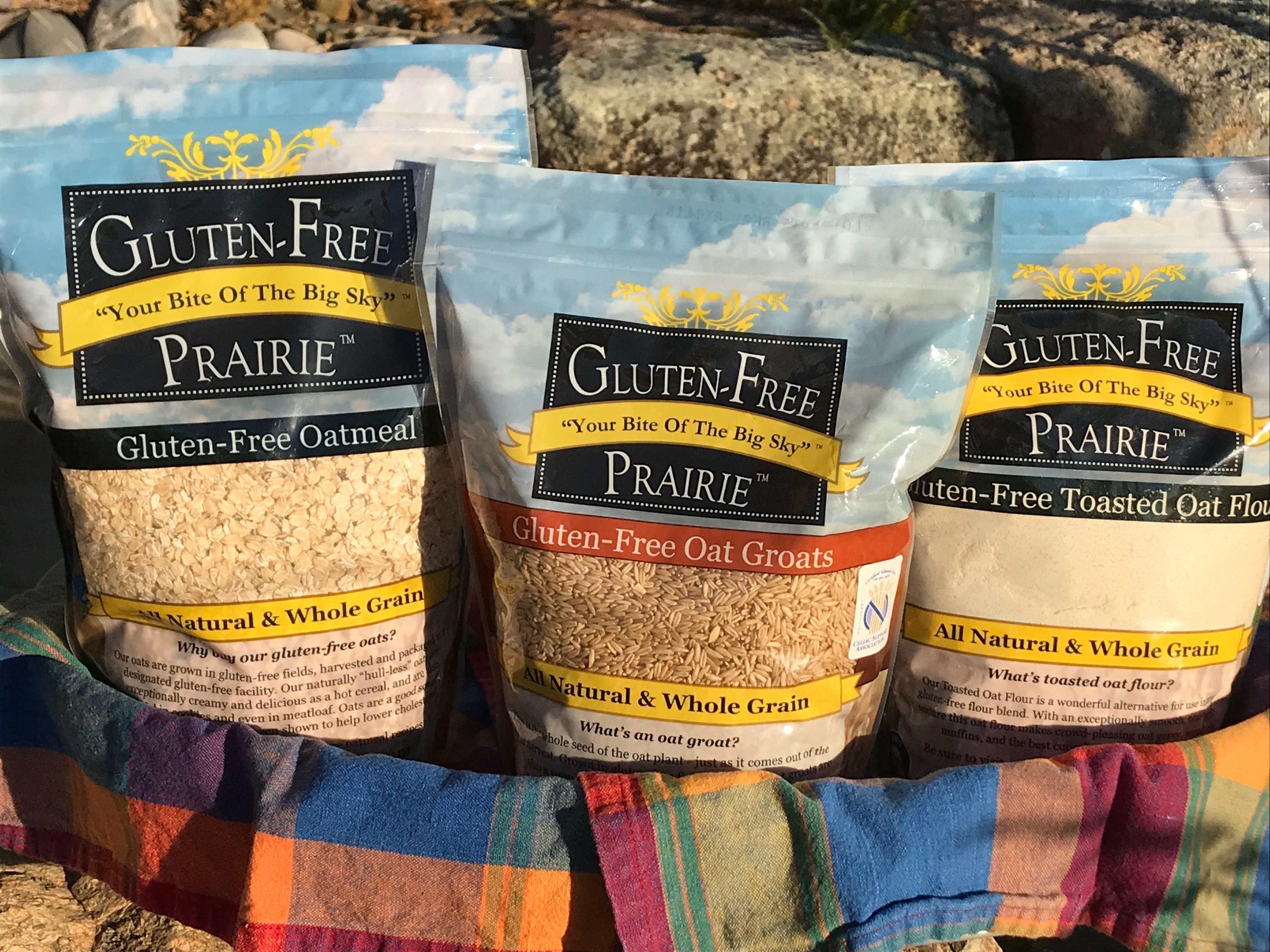 Gluten-Free Prairie Oatmeal Archives - Gluten-Free Prairie