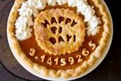 It's National Pi Day. What's on your plate?