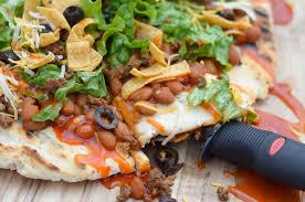 Gluten-Free Prairie Grilled Taco Pizza