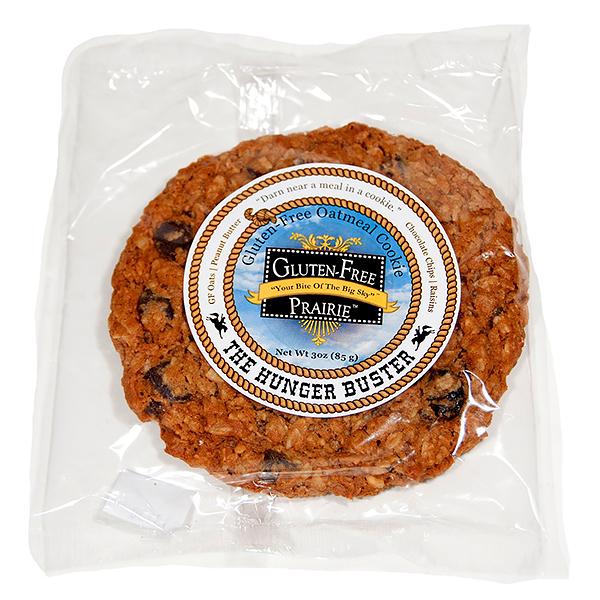 Gluten Free Prairie Hunger Buster Cookie