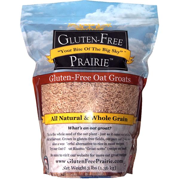 Gluten Free Prairie Oat Groats