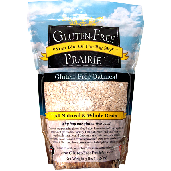 Gluten Free Prairie Oatmeal