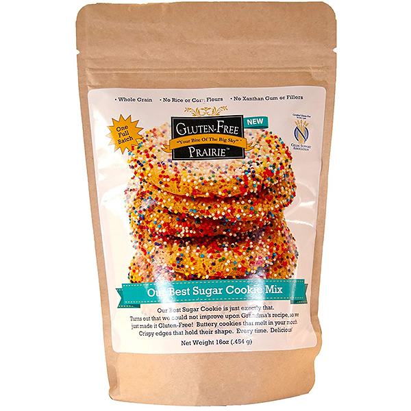 Gluten Free Prairie Our Best Sugar Cookie Mix