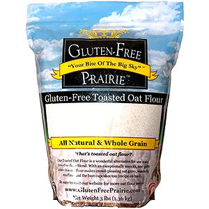 Gluten Free Prairie Toasted Oat Flour