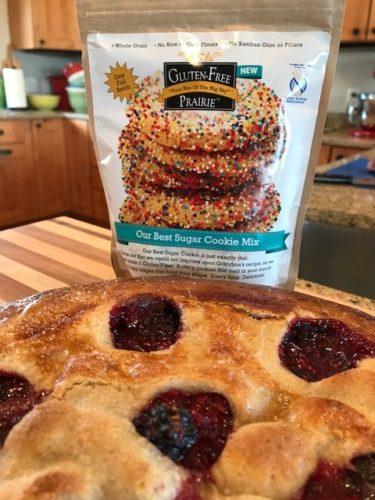 Berry Pie with Gluten-Free Prairie Crust